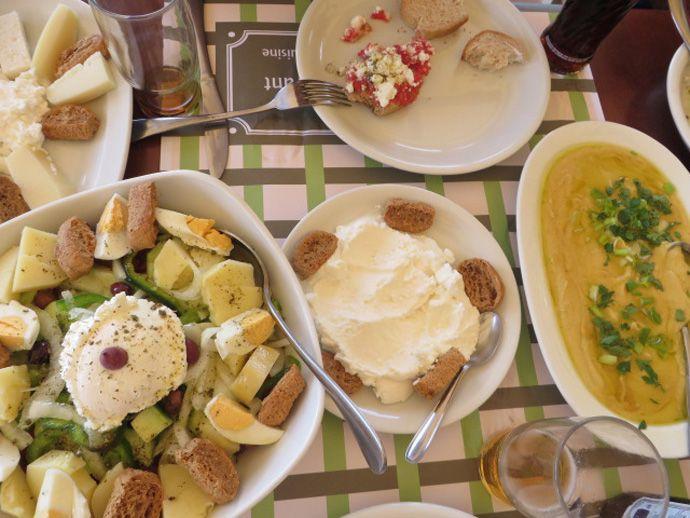 #Vai and #Food #Sitia #Crete