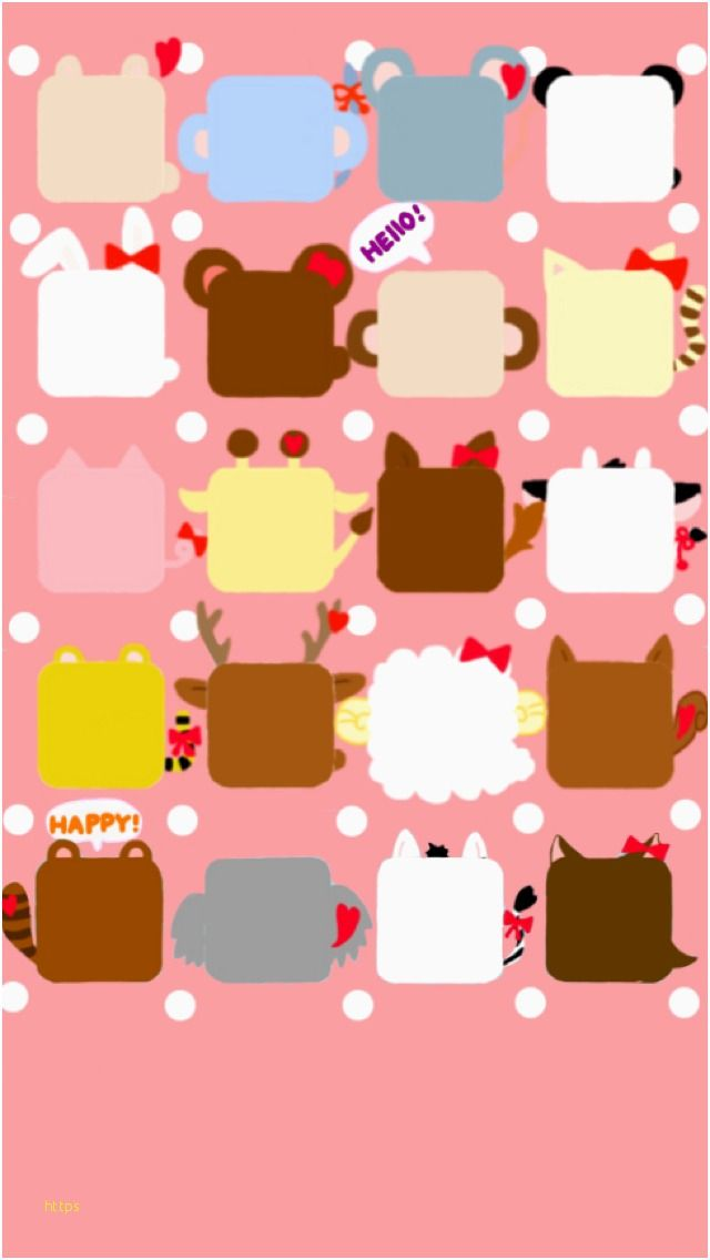 Iphone Wallpaper Girly New Cute Animal Wallpaper Girly Wallpapers