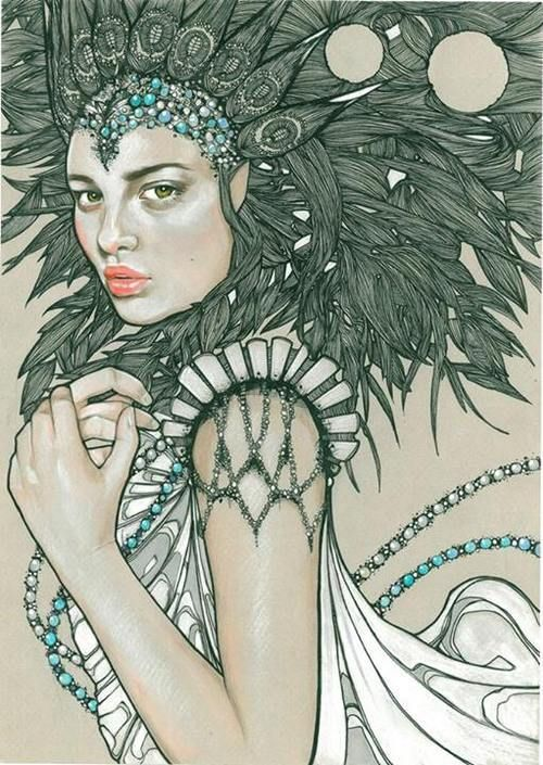 #Native #Princess