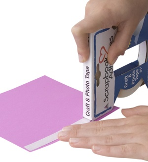 STRONG ADHESIVE: Crafty Power Tape by Scrapbook Adhesives