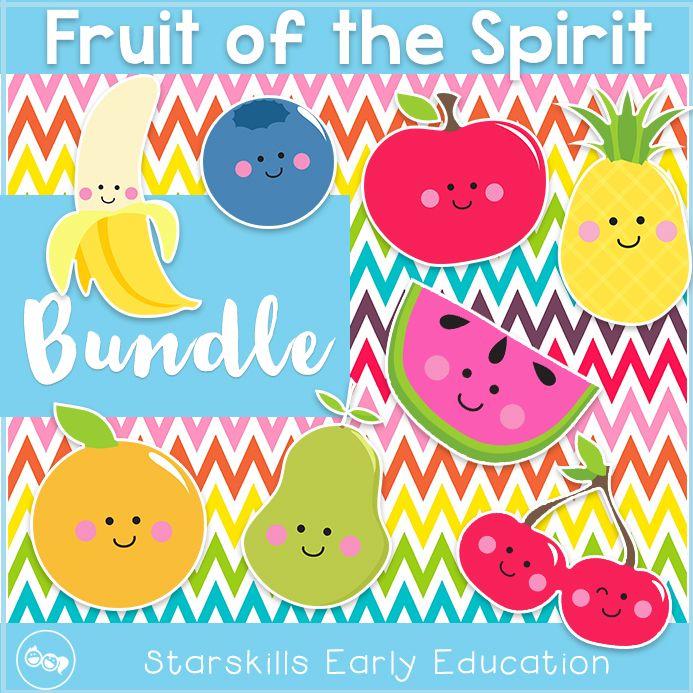 Fruit of the Spirit for Kids - Starskills