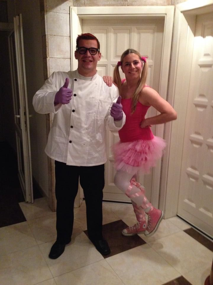 Female Dexter Halloween Costume