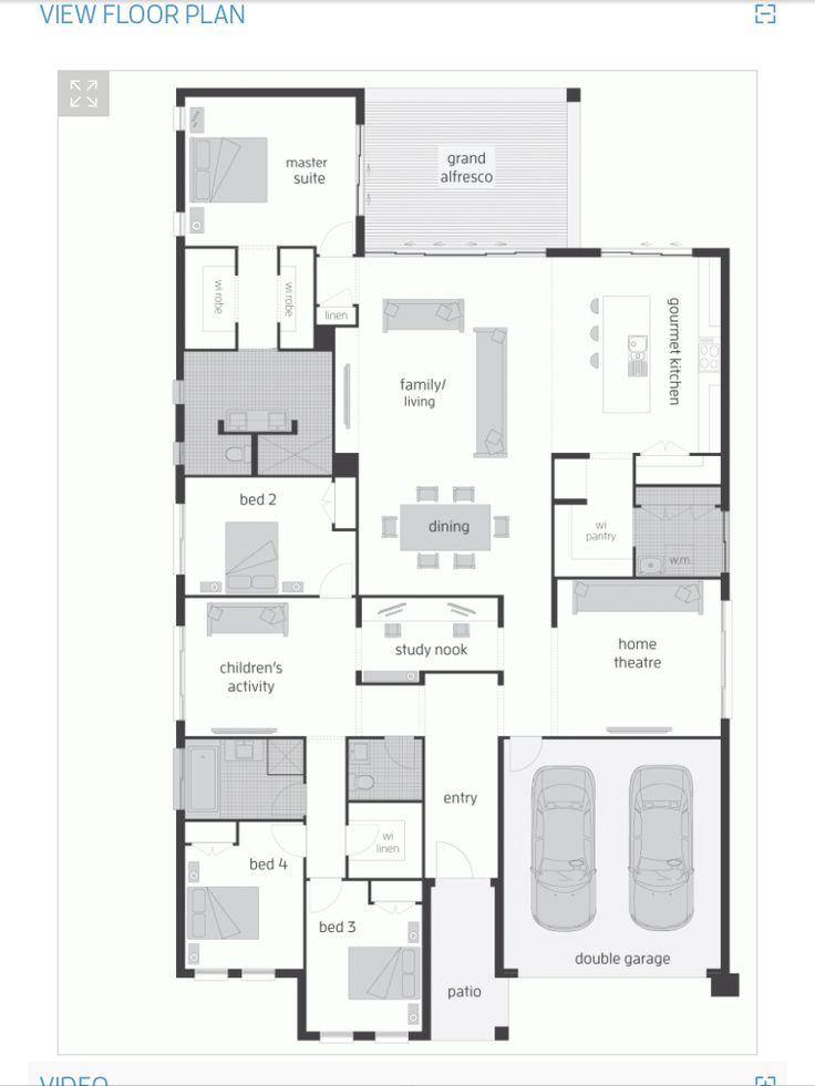 Miami mcdonald jones homes floor plans pinterest home for Miami house plans