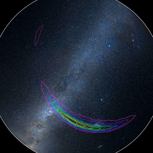 pegasus galaxy black hole sound - photo #17
