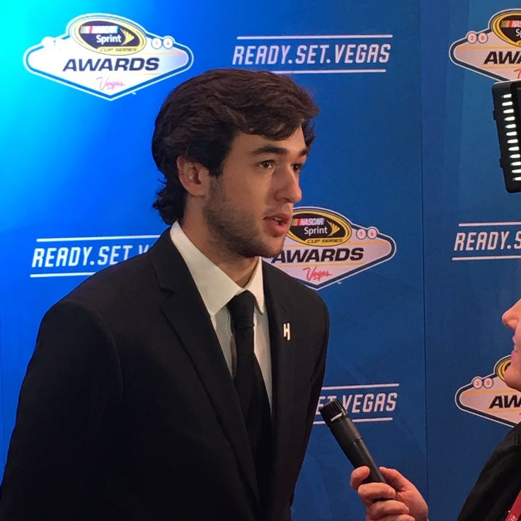 Chase Elliott 2016 awards banquet