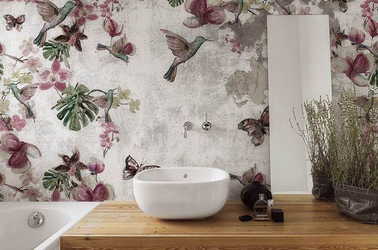 Oltre 25 fantastiche idee su pareti piastrellate da bagno - Rinnovare il bagno senza rompere ...