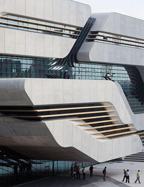 Contemporary Concrete Buildings Around The World