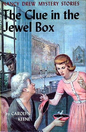 No.17, first published 1943. The Nancy Drew Library: Nancy Drew Mystery Stories--Classic Series 1-56