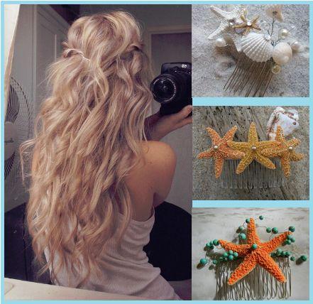 Mermaid Hair @fashion @mermaid @Camille Dawn Robelotto Mccarty @Tonya Seemann Potts