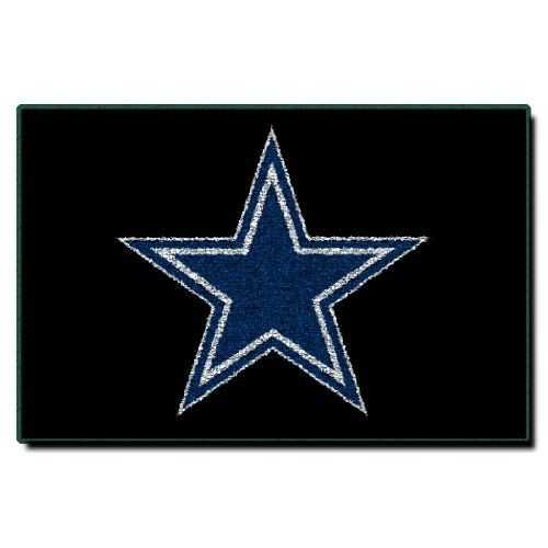 NFL Dallas Cowboys Coir Doormat by Northwest. $20.00. Show your team pride before anyone steps inside with The Northwest Company's Officially Licensed Coir Doormat.  Made of PVC this mat is for outdoor cuse.  Displays favorite team logo in center of mat.