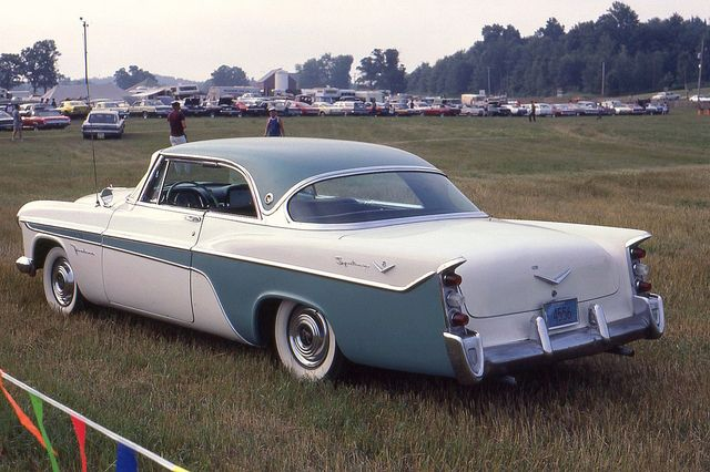 1956 DeSoto Firedome Sportsman 2 door hardtop Maintenance/restoration of old/vintage vehicles: the material for new cogs/casters/gears/pads could be cast polyamide which I (Cast polyamide) can produce. My contact: tatjana.alic@windowslive.com