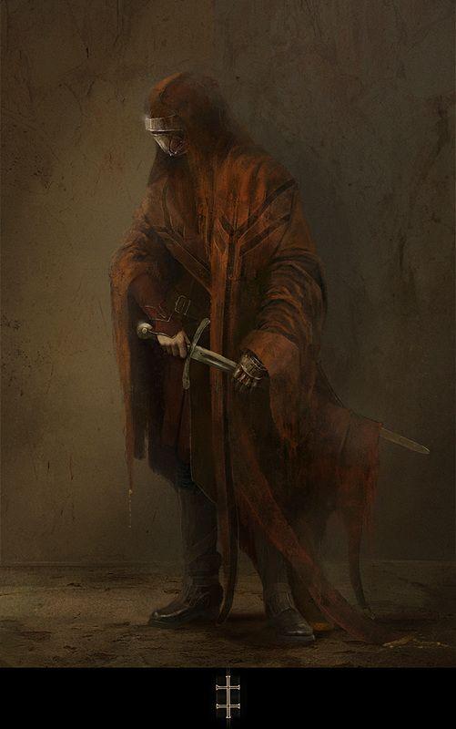 Helian Guard by Eve Ventrue / http://www.krop.com/eve-ventrue/#/169825/