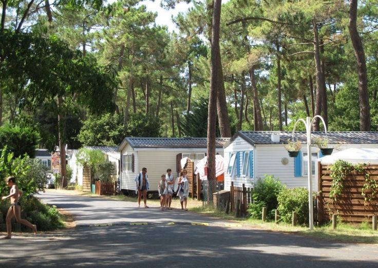 Mobil-Home GRAND FAMILY - 6/8 personnes - Camping Palmyre Loisirs