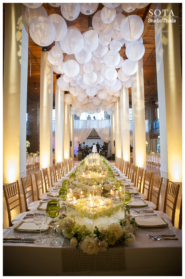 33 best images about modern green gold on pinterest for Balloon decoration for wedding receptions