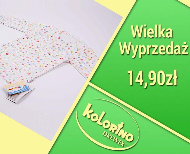 Bluzka bluzeczka dziecięca rękawek 3/4 WYPRZEDAŻ