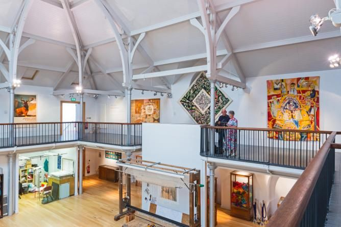 Top 10 Edinburgh Galleries