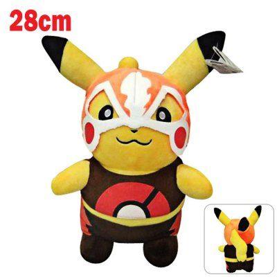 Hoy con el 49% de descuento. Llévalo por solo $37,000.Manchuang Pokemon Pikachu de peluche de juguete de felpa muñeca rellena Inicio Gran regalo de la decoración.