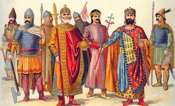Organización política del Imperio Bizantino