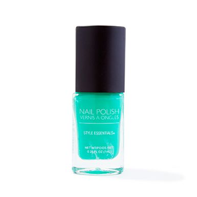 Style Essentials Touch of Teal Nail Polish