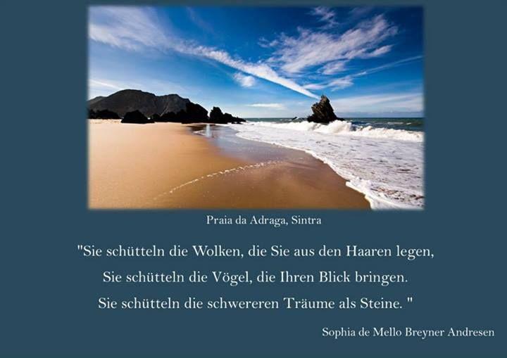 Sophia de Mello Breyner Andresen (em Alemão)
