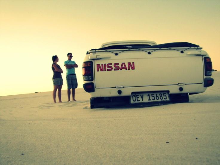 """Nissan 1400 aka """"Pannetjie"""" Build"""
