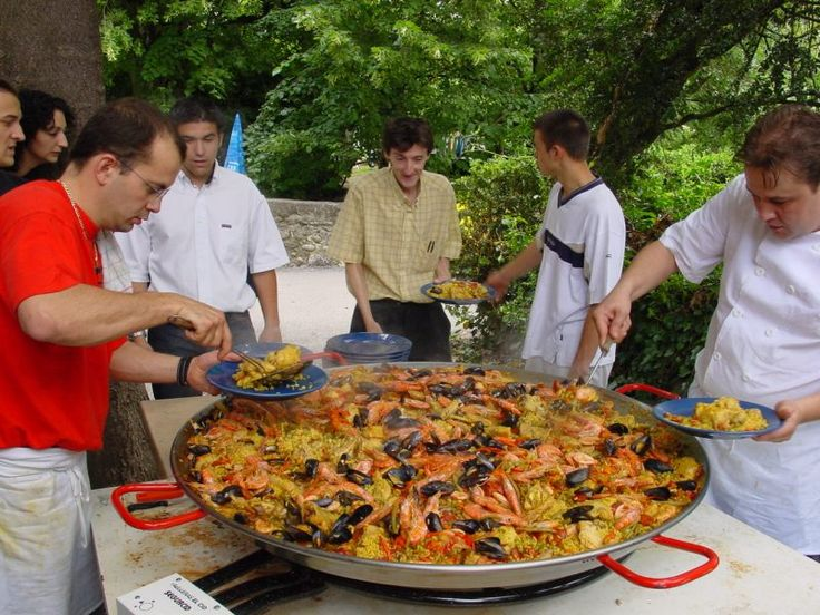 Favorite Spanish Dish - Paella
