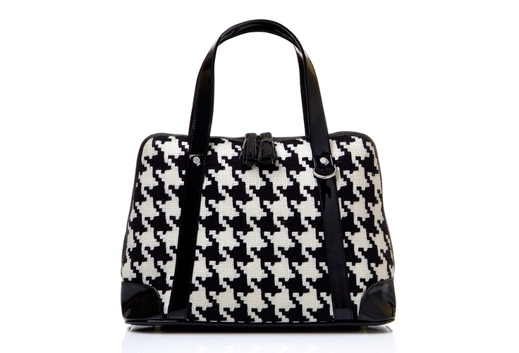 .: Fashion,  Postbag, Mailbag, Petite Cabins, Handbags, Kensington, Cabins Bags, Houndstooth Purses, Products