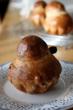 「バター無*ホシノラムレーズンブリオッシュ」 chi- | お菓子・パンのレシピや作り方【corecle*コレクル】