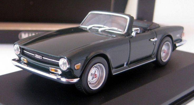 Triumph TR6 1968 Minichamps
