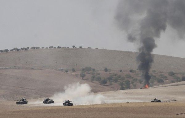 Civilians killed as Turkey steps up Syria bombardment. At least 40 civilians were killed in Turkish shelling and air strikes in northern Syria.