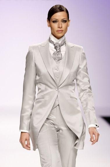 369 best Wedding Suits For Women images on Pinterest ...