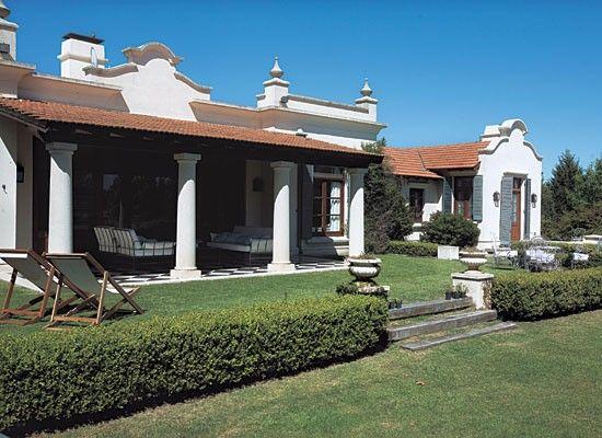 17 best ideas about estilo colonial on pinterest casas for Estilos de fachadas de casas