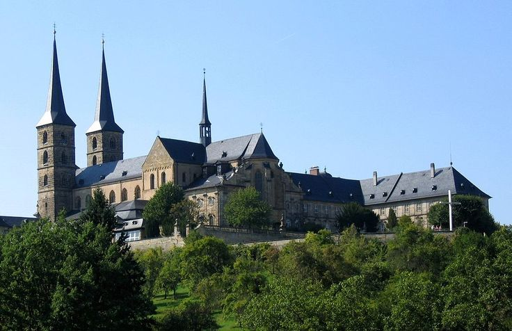 Bamberg-StMichael1-Asio - バンベルク市街 - Wikipedia