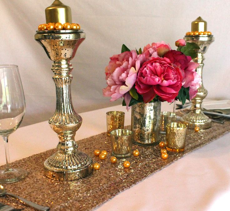 gold wedding table runner ideas sequin table runner in champagne gold 12 wide