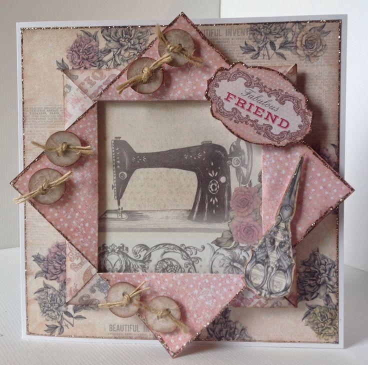 16 Creative Card Making Ideas Part - 28: Craftwork Cards Blog