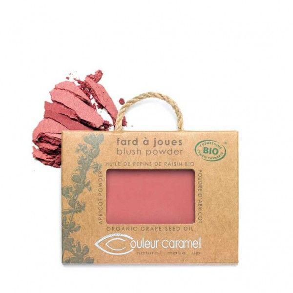Couleur Caramel - Fard a Joues N. 57 - Vieux Rose. Blush, blush, blush!