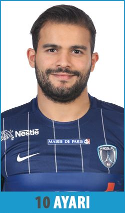 AYARI Khaled - Paris FC