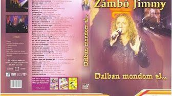 KARÁCSONY JIMMYVEL - Zámbó Jimmy (TELJES CD) - YouTube