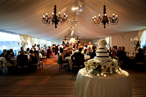 Gold And Black Wedding Ideas: Black Gold, Receptions And Ceiling Draping