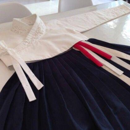 한복 korean dress