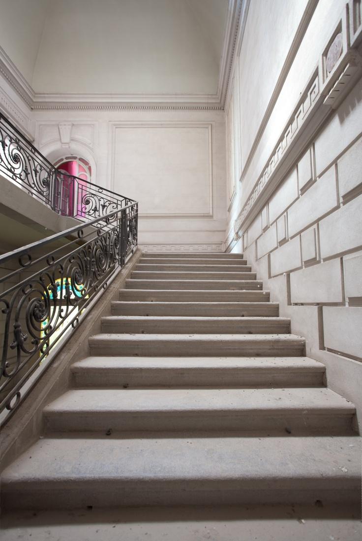 Chateau de la Redorte (Staircase) - Redorte