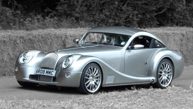 Morgan Aero Coupe. Uncompromised craftsmanship.
