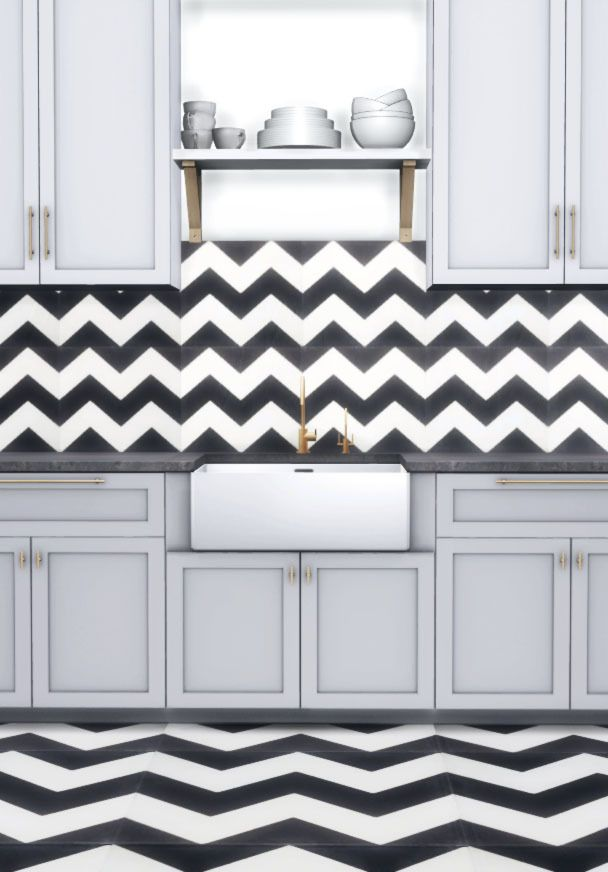 Pacific Tile Collection 36 Swatches Collection Interior Sims 4 Custom Content Sims