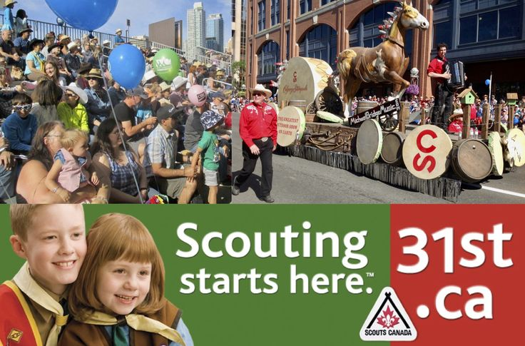 2017 CALGARY STAMPEDE PARADE BLEACHER SEATS July 7th. Support Scouts: girls, boys, teens, young adults, 5 to 26. Get your tickets here and now. Just $32.40 ea. CDN