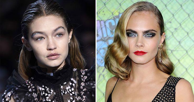 Glitzer-Make-up im Herbst voll im Trend! #News #Beauty