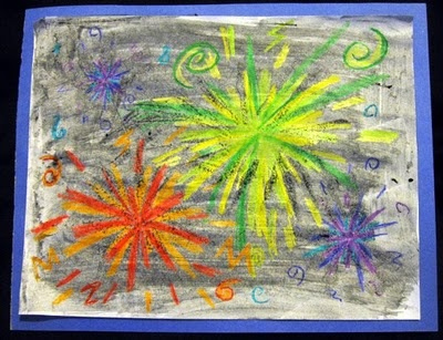 Layers of Learning - Fireworks