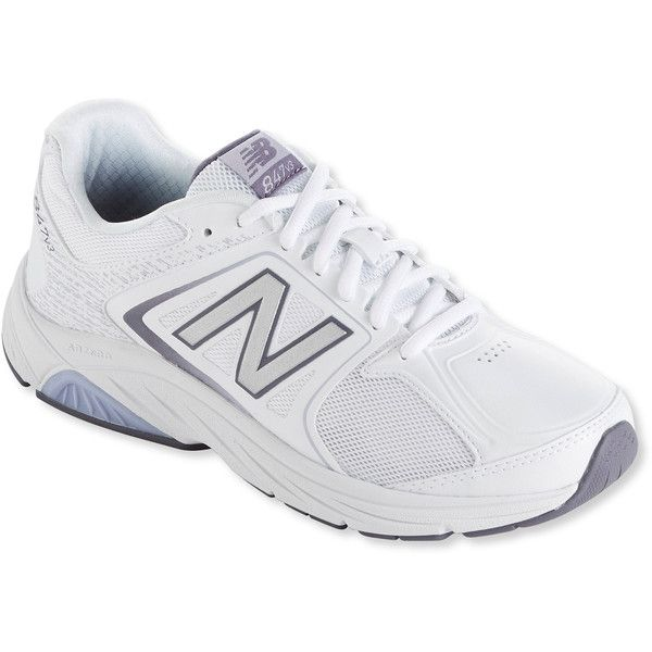 New Balance Women's 847v3 Walking Shoes (775 DKK) ❤ liked on Polyvore featuring shoes, athletic shoes, new balance, new balance athletic shoes, new balance footwear, athletic walking shoes and ortholite shoes