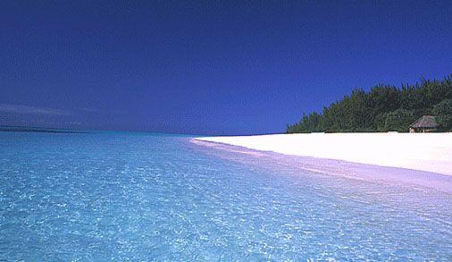 Unspoilt beaches
