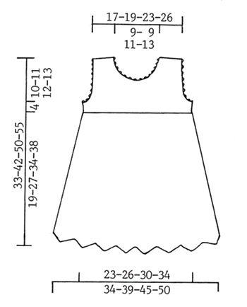 Vestido y Calcetas DROPS con motivo en Baby Merino. Patrón gratuito de DROPS Design.