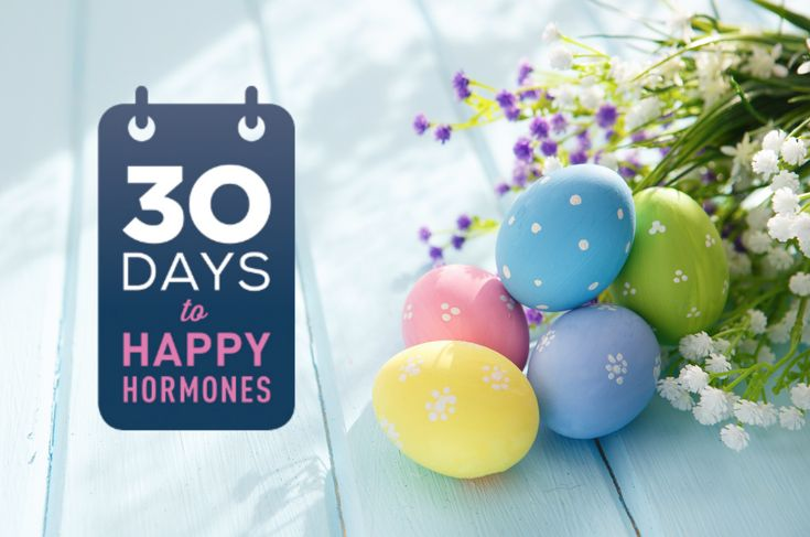 Easter Competition time - win a lifetime membership to my online 30 Days to Happy Hormones Programme   #easter #competition #win #hormones